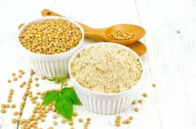 foods for natural breast enlargement soybeans, soybeans and leaf on board